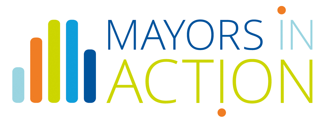 Mayors in Action logo OK