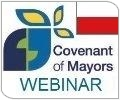 logo convenant of mayors webinar